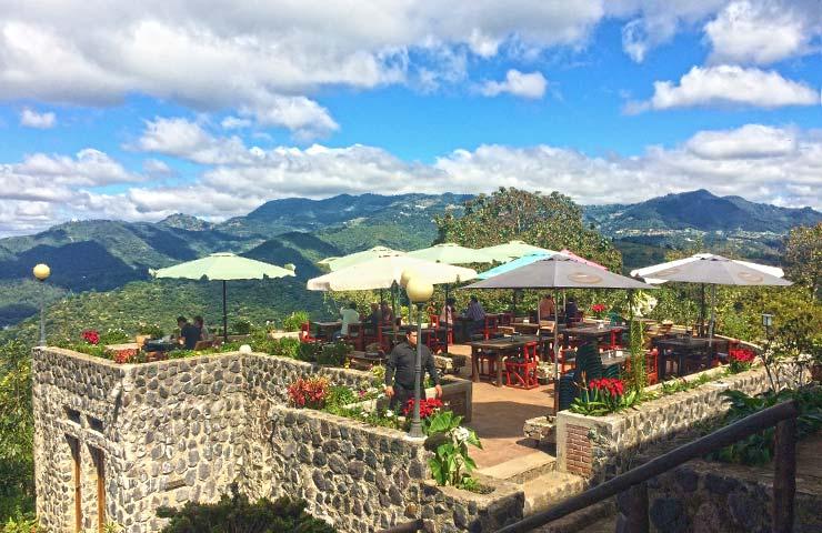 Restaurante Cerro San Cristóbal, para paladares exigentes