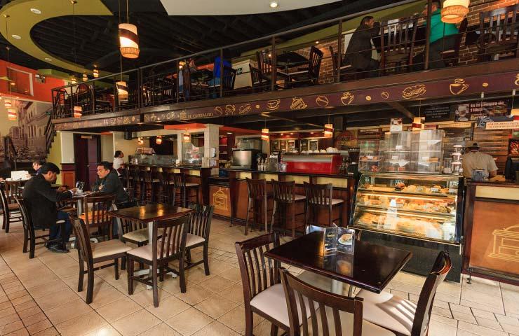Lugares para tomar café en el Centro Histórico