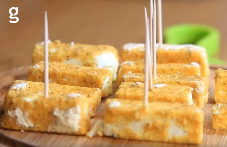 Deditos de queso