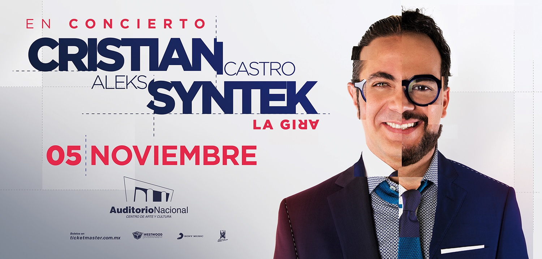 Playlist de Aleks Syntek y Cristian Castro