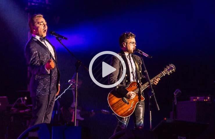 Los 10 mejores momentos de Aleks Syntek y Cristian Castro [En video]