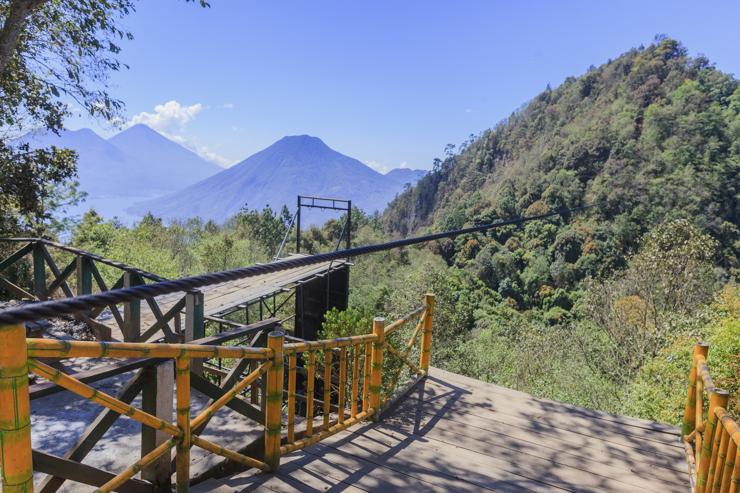 Parques Ecológicos que puedes visitar cuando vas a Panajachel