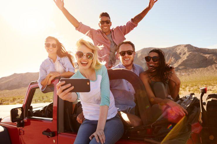 6 consejos para planificar un viaje de última hora con tus amigos