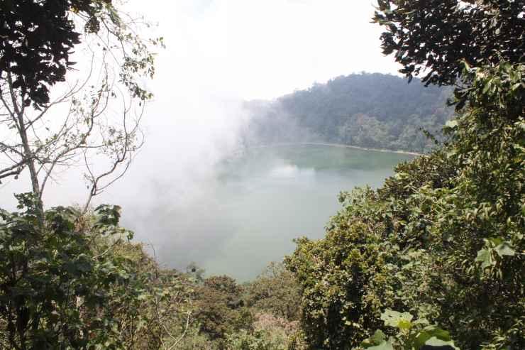 5 razones por la que debes conocer la laguna escondida de Quetzaltenango