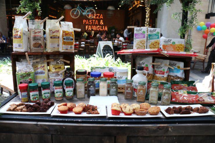 5 mercaditos para comprar productos orgánicos