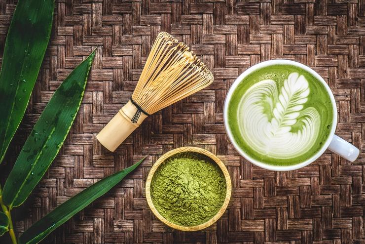 Los poderosos beneficios del té matcha para tu salud
